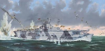 TRP05627 1:350 Trumpeter German Navy Aircraft Carrier DKM Graf Zeppelin [MODEL BUILDING KIT]