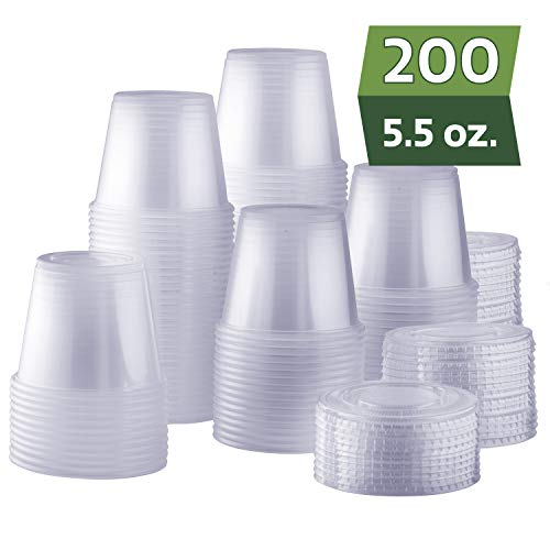 Best souffle cups with lids 6 oz list