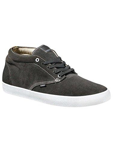 Element Preston - Zapatillas de Skateboarding de cuero hombre gris oscuro