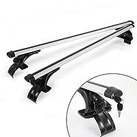 LT Sport SN#100000001336-201 For Universal Roof Rack Top Adjustable Cross Bars +Lock