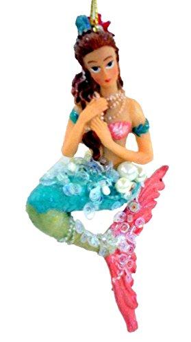 41HkEBemG7L Amazing Mermaid Christmas Ornaments