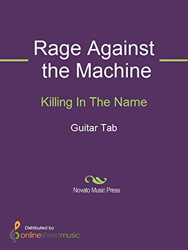 Killing in the name kindle edition by rage against the machine killing in the name by rage against the machine fandeluxe Images