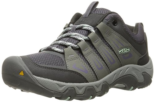 KEEN Women's Oakridge Shoe Gray/Clear Aqua sale in China buy cheap classic cheap sale the cheapest 2015 new sale online discount new arrival ZUDt3