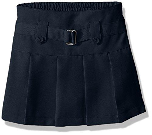 Dockers Girls' Uniform Belted Dropwaist Scooter