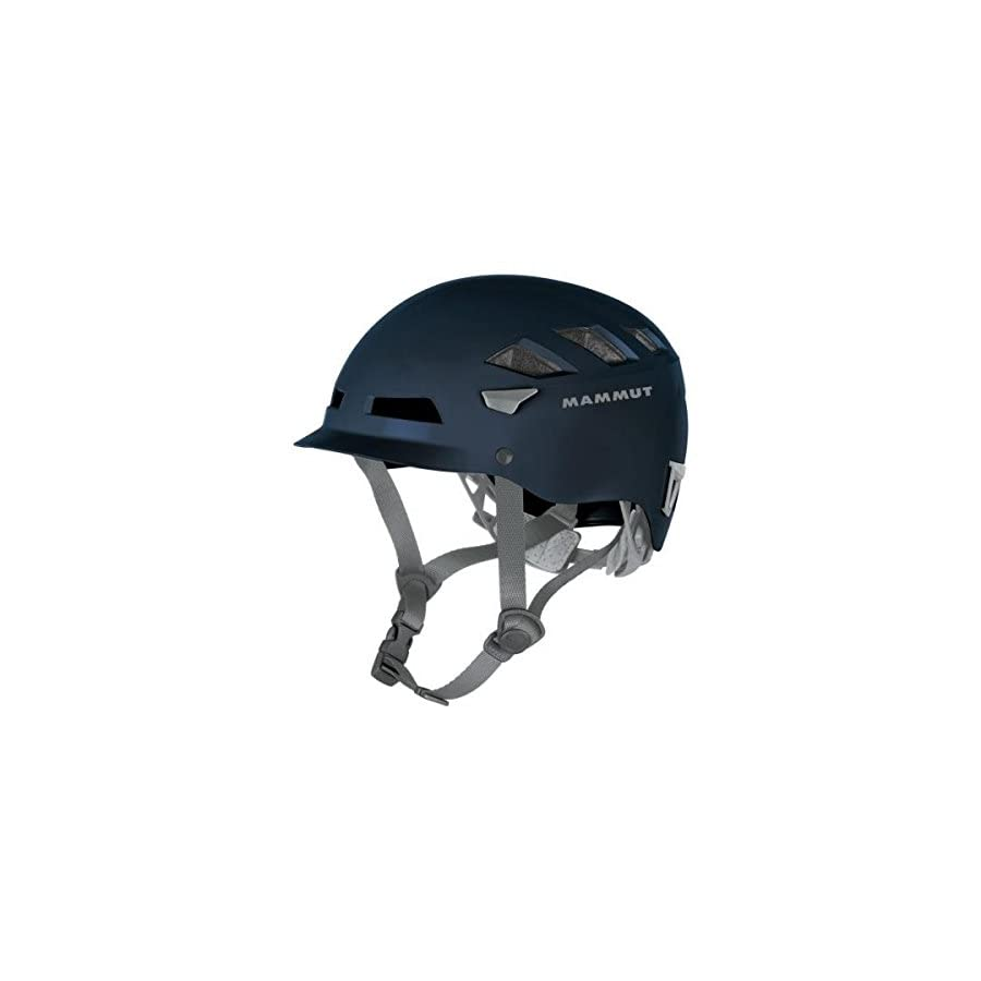 Mammut El Cap Climbing Helmet Marine/White 56 61cm