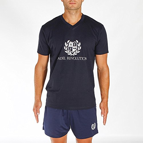 PADEL REVOLUTION - Camiseta Cuello Pico Man Classic Edition M ...