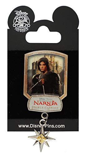 Disney Pin - The Chronicles of Narnia - Prince Caspian - Logo - As Pictured ()