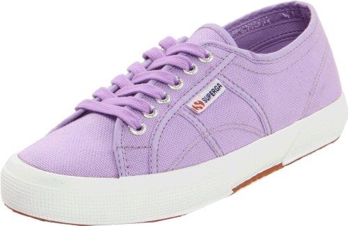 Superga 2750Cotu Classic Baskets blanches Pointure 40 - violet - Lilla,