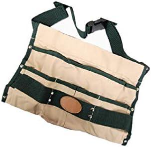 Yデパートセンター55® ウエスト バッグ 長さ調節可能 ガーデニング用 ポーチ 道具 収納