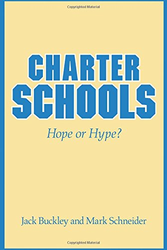 Charter Schools: Hope or Hype?