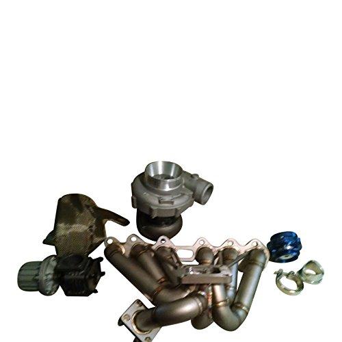 XS-Power SUPRA 2JZ GE Single T4 Upgrade Manifold IS300 SC300 schedule 10 3mm TURBO KIT (Kit Turbo Single Upgrade)