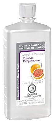 Lampe Berger Fragrance, 33.8 Fluid Ounce, Grapefruit Passion