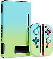 【2020年最新分離式】Nintendo switch カバー スイッチケース 専用カバー Joy-Conカバー 分体式 全面保護ケース 耐久性PC素材 キズ防止 衝撃吸収 着脱簡単 擦り傷防止 取り外し可能 指紋防止 可愛い