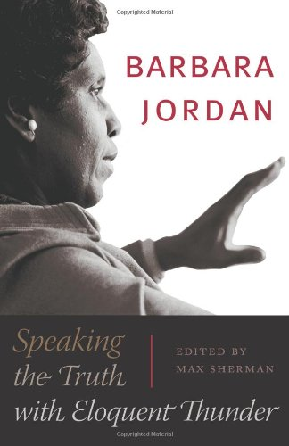 Barbara Jordan: Speaking the Truth with Eloquent T…