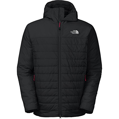 The North Face Victory Hooded Jacket Mens TNF Black XL