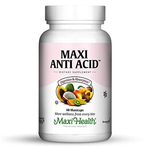 Maxi Anti Acid, 60-Count