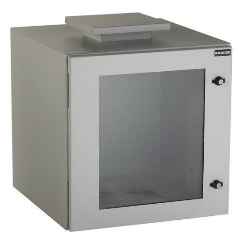 Black Box Network Services Climatecab Nema 12 Wallmount Cabinet Wit