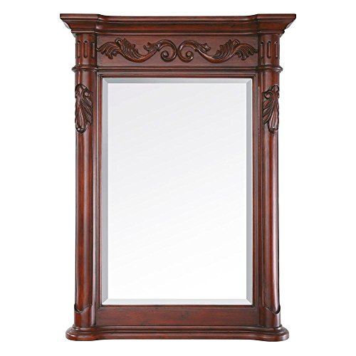 Avanity Provence 24 in. Mirror in Antique Cherry -