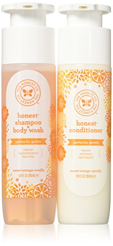 The Honest Company Shampoo & Conditioner Set, Pack of 2