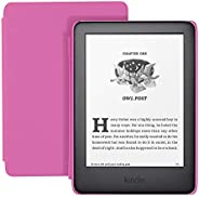 Kindle Kids Edition - Includes access to thousands of books - Pink Cover