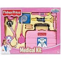 Kit Médico Exclusivo Fisher Price Rosa