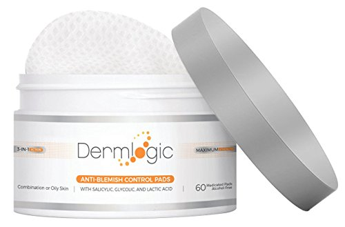 Anti-Blemish Control Pads- Contains Salicylic