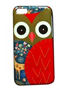 JBG iphone 5C Fashion/Retro Series Pattern Snap On Plastic Hard Case Protective Cover Shell for Apple iphone 5C (Pattern 30)