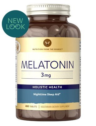 Image Unavailable. Image not available for. Color: Vitamin World Melatonin 3 mg ...