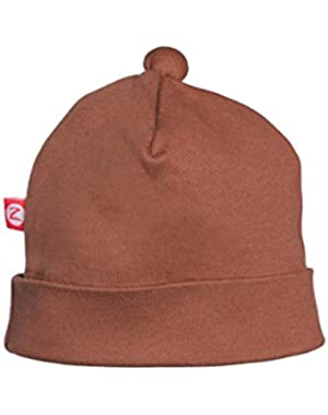 Baby Hat Chocolate 6 Months