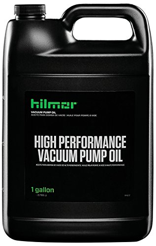 HILMOR 1948212 High Performance Vacuum Pump Oil