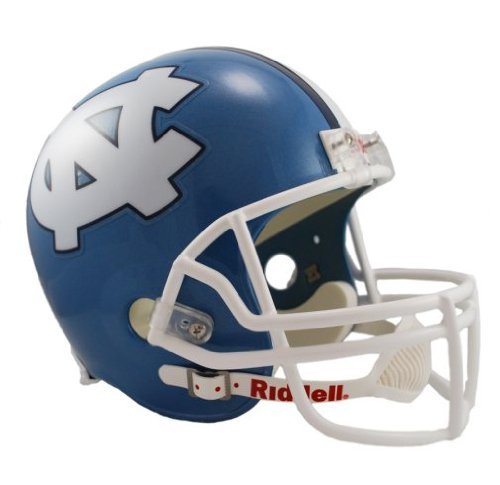Victory Collectibles 3001567 Rfr C North Carolina - Tarheels Full Size Replica Helmet by Riddell