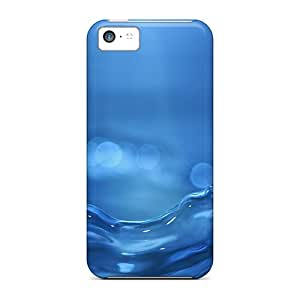 New Snap-on JenmoraBonken Skin Cases Covers Compatible With Iphone 5c- 3d Water