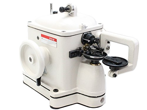 TechSew 202 Industrial Fur Sewing Machine with Assembled Table & Servo Motor by TechSew
