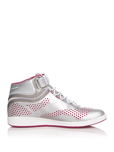 Reebok Zapatillas abotinadas Smooth Fit All Out Plata / Rosa EU 35.5 (US 5.5)