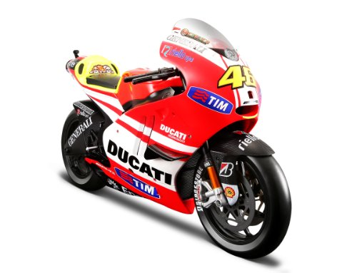 Maisto 2011 Ducati Desmosedici (1:6) [Styles May Vary], used for sale  Delivered anywhere in USA
