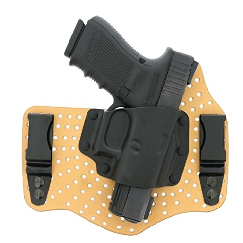 Galco KA212 Kingtuk Air IWB for 4'' 1911, RH, Black by Galco
