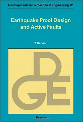 Earthquake Proof Design and Active Faults (Developments in