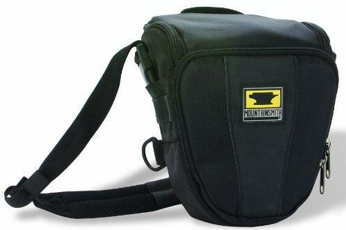 (Mountainsmith Quickfire Camera Shoulder Bag, Black, Medium)