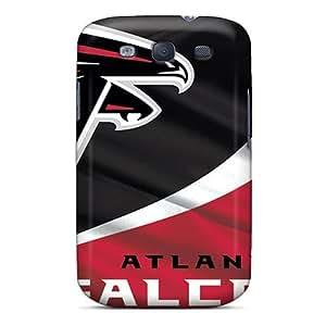 Excellent Design Atlanta Falcons Phone Case For Galaxy S3 Premium Tpu Case