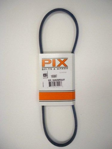 Pix Belt Replaces Ariens 07200101, 7200101; Craftsman Poulan Husqvarna - Belt Pix