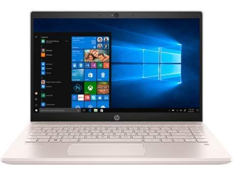 HP Pavilion 14-ce0523sa (7KB04EA) 14-inch Full HD Notebook – Intel Pentium® Gold 4417U @ 2.30GHz, 4GB RAM, 128GB SSD…