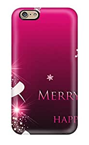 Special Design Back 16292 Desktop Merry Christmas Phone Case Cover For Iphone 6