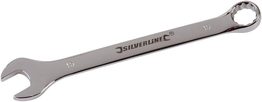 Silverline Ring 15 mm Maulschl/üssel