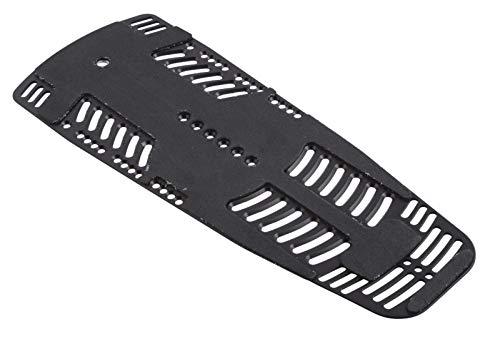 Radar Water Ski Aluminum Rear Boot Plate w/Bar (2019)