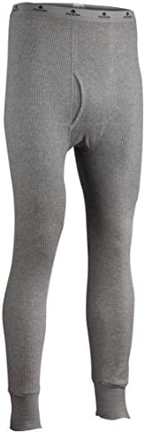Indera Men's Cotton Waffle Knit Heavyweight Thermal Underwear