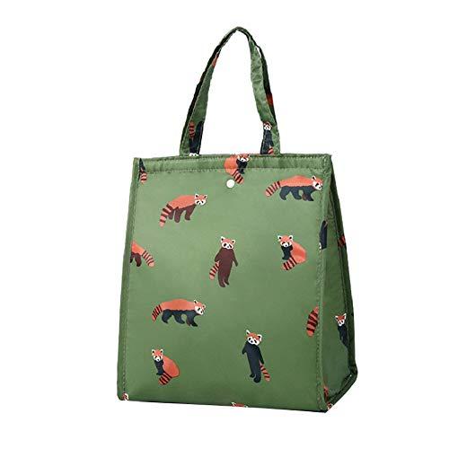 Creazy Lunch Bag Cute Women Ladies Girls Kids Portable Insul