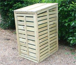 Bolsas de basura BritishBins para 240 litros cubos estándar ...