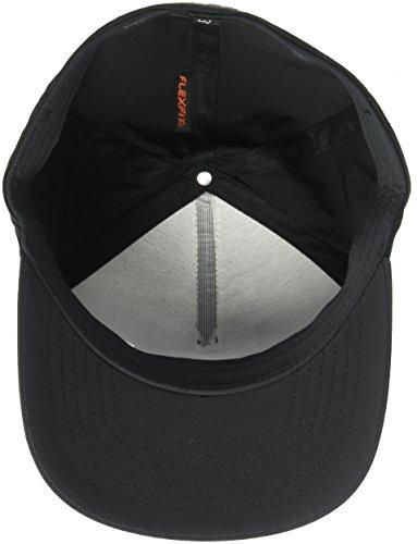 new arrival 11ee8 75911 Fox Men s Smoke Blower Flexfit Hat, Black, ...