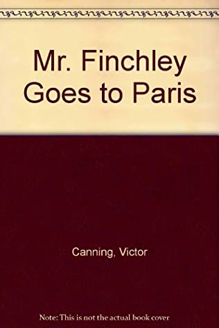book cover of Mr. Finchley Goes to Paris