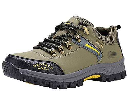Fuxitoggo Cuir 26 Plein coloré Hommes Marche De Trekking Pour L'entraînement Taille Bottes Air En 45eu Baskets Chaussures Randonnée wWrw8B4Zq7